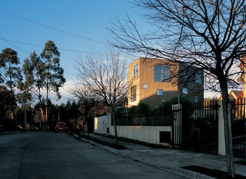 Casa Wolf - Pezo von Ellrichshausen Arquitectos