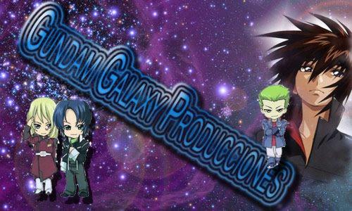 Gundam producciones Galaxy