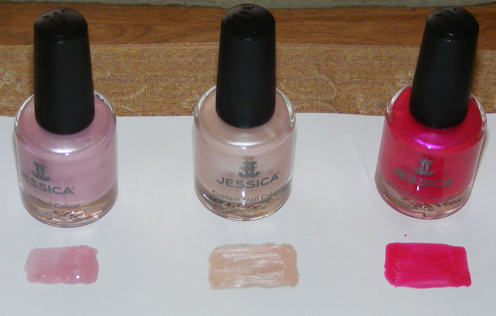 Pretty Me Up!: Jessica Nail Care Review