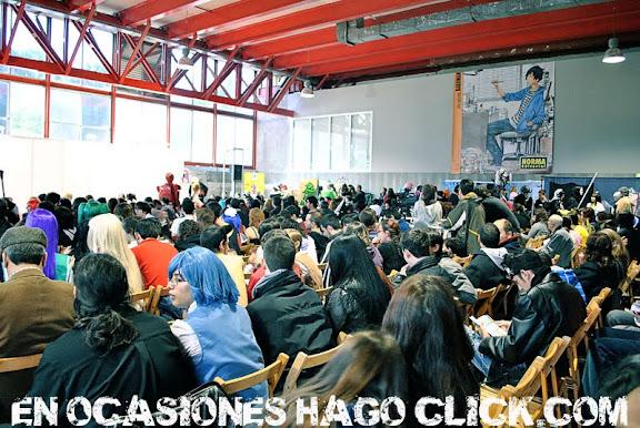 Expocomic 2010 Madrid