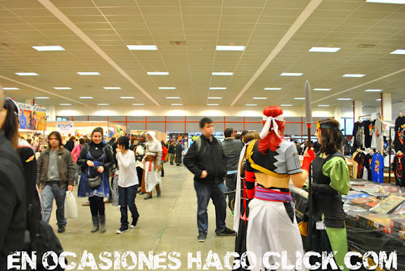 Fotos Japan Weekend Madrid Enero 2011