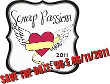 Nosso evento - Scrap Passion 2011