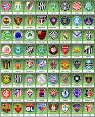 Simbolos dosTimes Brasileiros