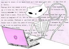 Skelekitty &amp; Friends - The Blog