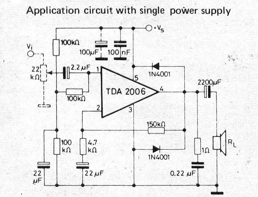 840 x 641 · 98 kB · jpeg, Audio Amplifier Circuit
