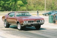 1969 Olds Cutlass
