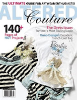 My Barbie T on the cover
