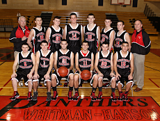 2009/2010 Whitman-Hanson Varsity Basketball Team