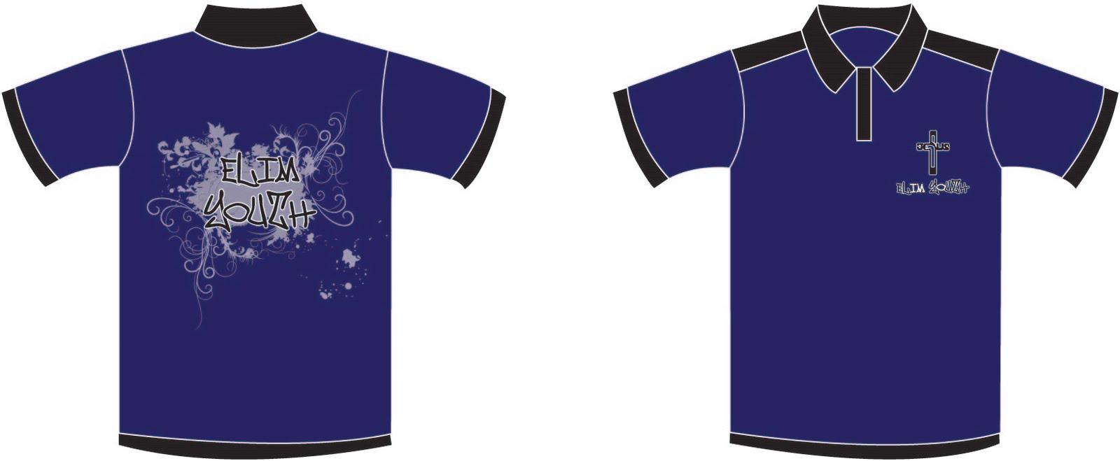 Elim Youth T Shirt Designs