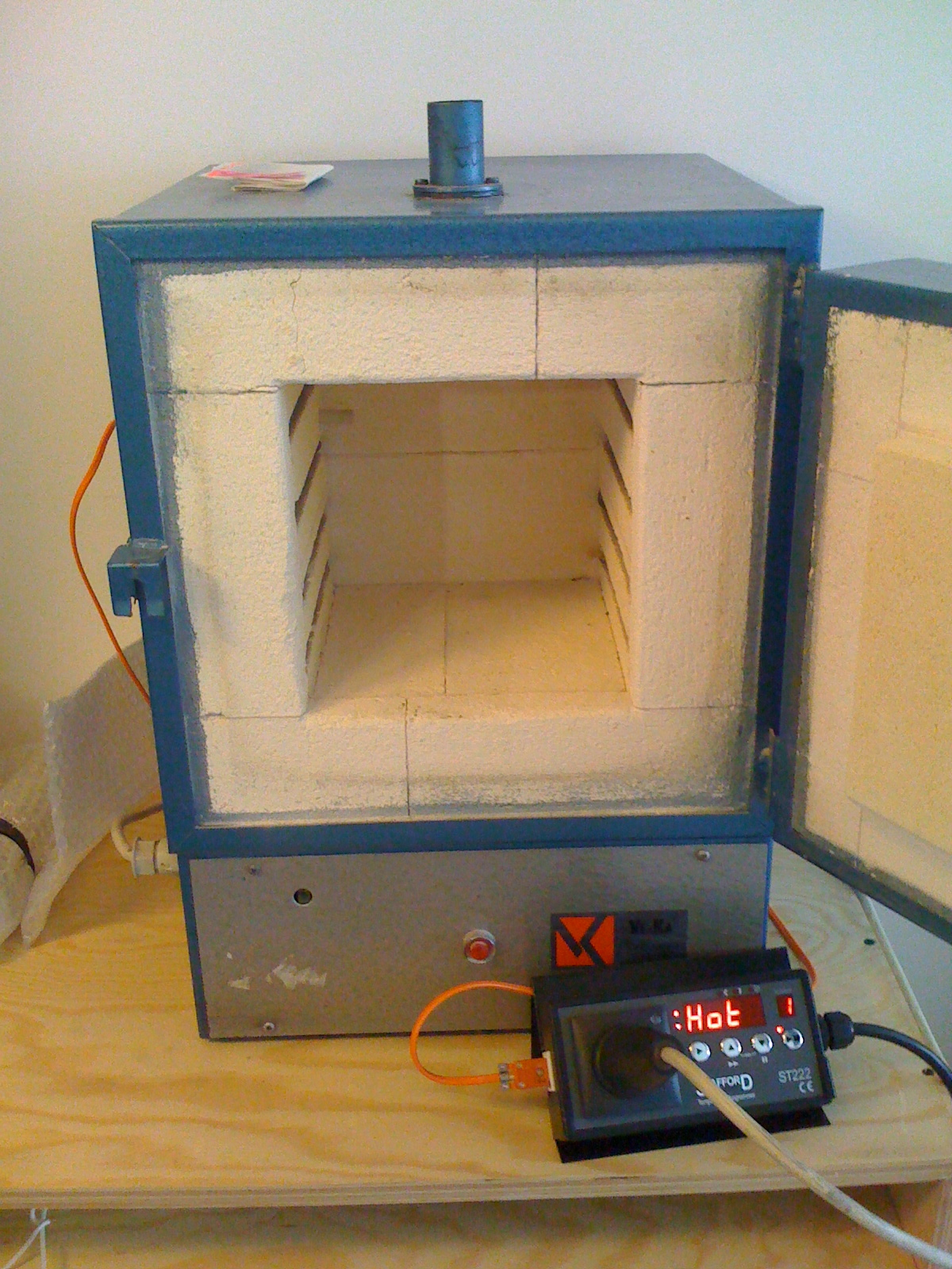 homemade electric kiln homemade ftempo. Black Bedroom Furniture Sets. Home Design Ideas