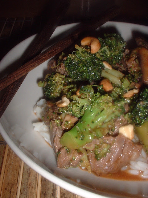 Broccoli and Shiitake Stir-Fry with Black Bean Garlic ...