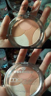 essence mosaik compact powder