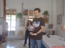 Campeon de andalucia con 50 programas ganados de ajedrez en la 2ª de T.V. andalucia