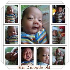 Irfan 2months