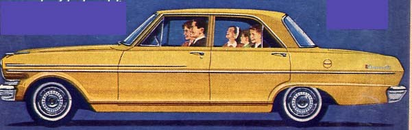 Cars Classic 1962 Acadian