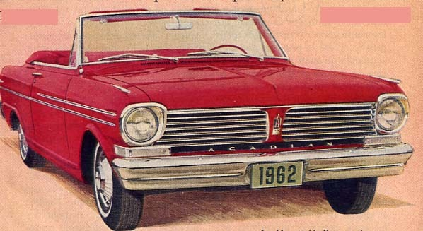 Cars Classic 1962 Acadian
