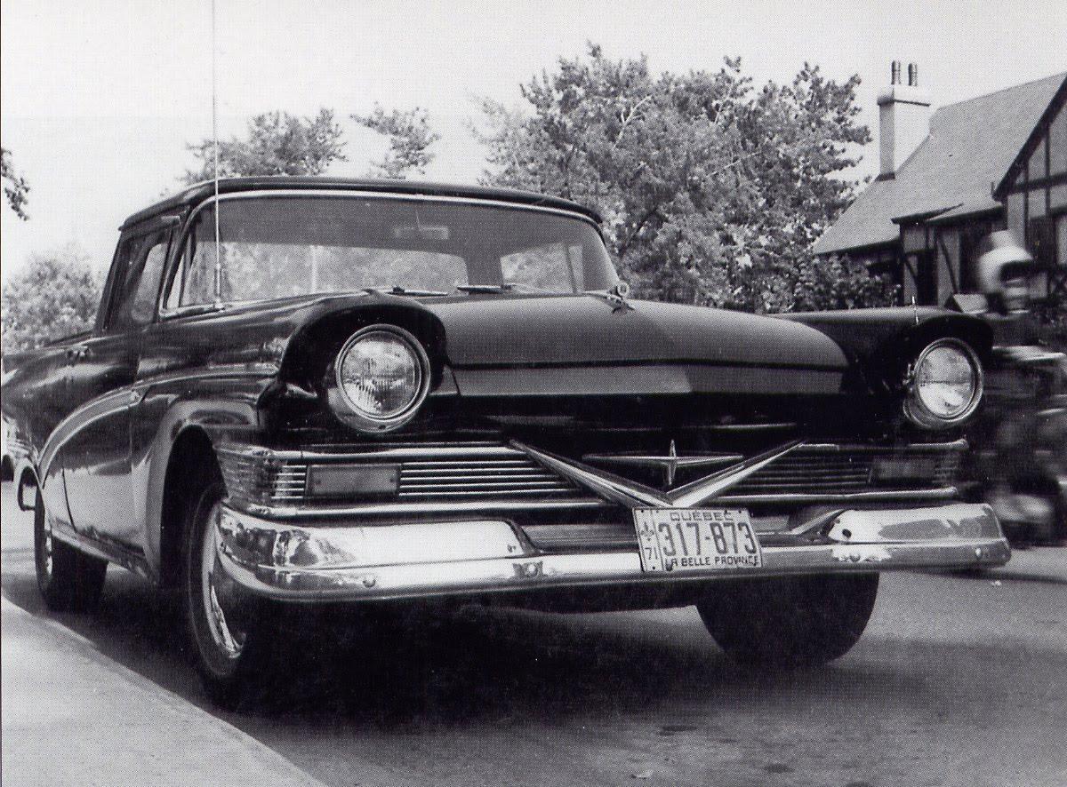 Old Cars Canada: 1957-1958 Meteor Ranchero