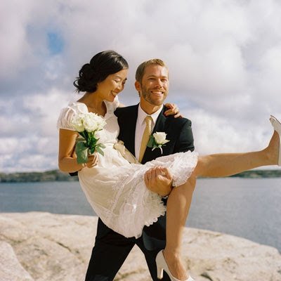 Once Wed just featured the simplest and sweetest wedding I 39ve ever seen