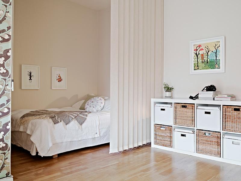 decoracao de apartamentos pequenos quartos:DE DECORAÇÃO – blog de decoração: 2 em 1: APARTAMENTO PEQUENO
