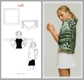 como usar len os aprenda v rias maneiras parte 1 achados de moda por carmen martins. Black Bedroom Furniture Sets. Home Design Ideas
