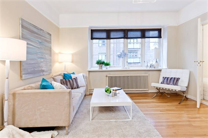 Achados de decoracao apartamento pequeno 35 metros de for Pequeno apartamento