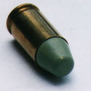Daily Gun Pictures: Teflon Coated Bullets
