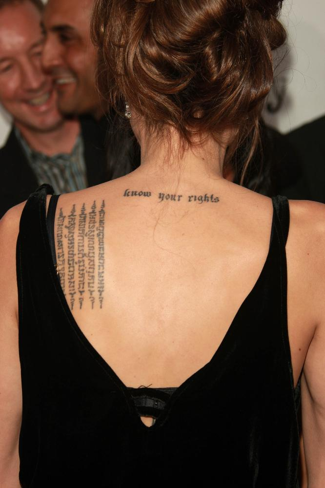 If you learned anything new about lyrics tattoos ideas