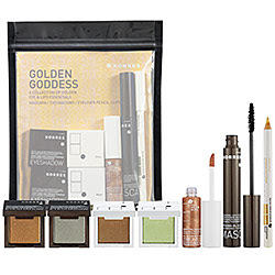 korres golden goddess collection at sephora