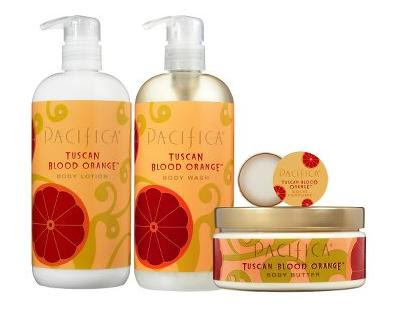 pacifica tuscan blood orange from Sephora