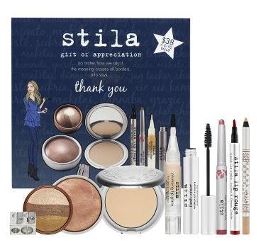 Stila gift of appreciation set from sephora
