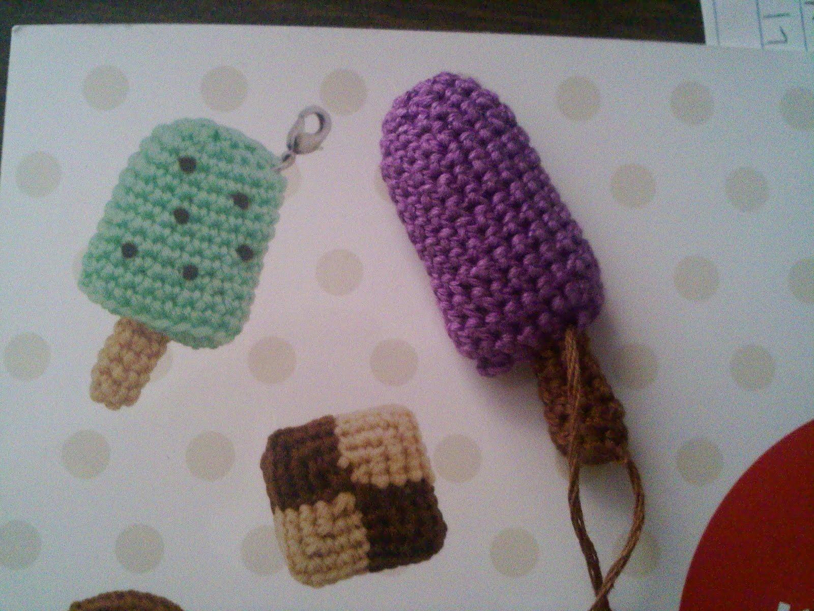 Crochet with embroidery floss makaroka