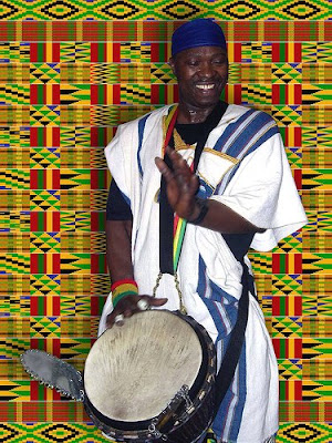 Abdoulaye Sylla djembe