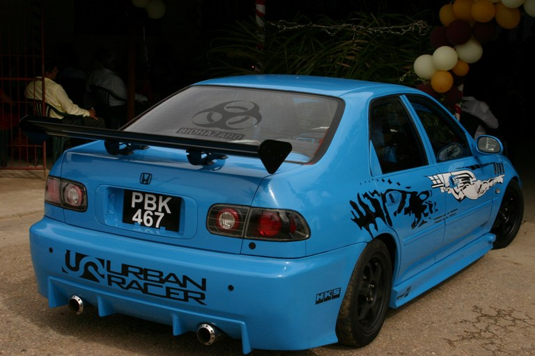 Car S Collection Civic 94 Tuning