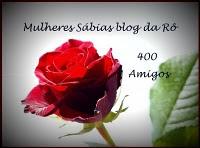 Blog da Ro  -  400 amigos
