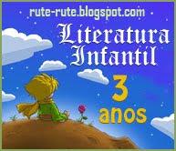 3 ANOS DO LITERATURA INFANTIL