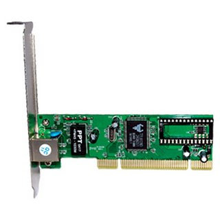 Ethernet Cards on Ethernet Card