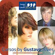 Cursos com Design em Cabelo by Gustavo Alves
