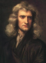 Sir Isaac Newton.