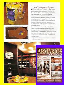 MATÉRIA REVISTA ARMÁRIOS&CLOSETS