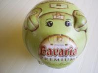 Cofre porquinho bavaria