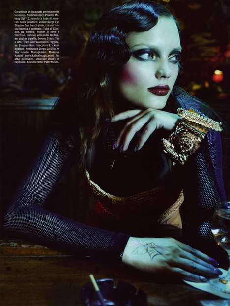 Vogue Italia 11/2010 N.723 Steven Meisel Italy Italian W/ Supplement!!