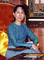 Kawlram ralkap miuk in Suu Kyi kaihbetnak ding daan an neilo