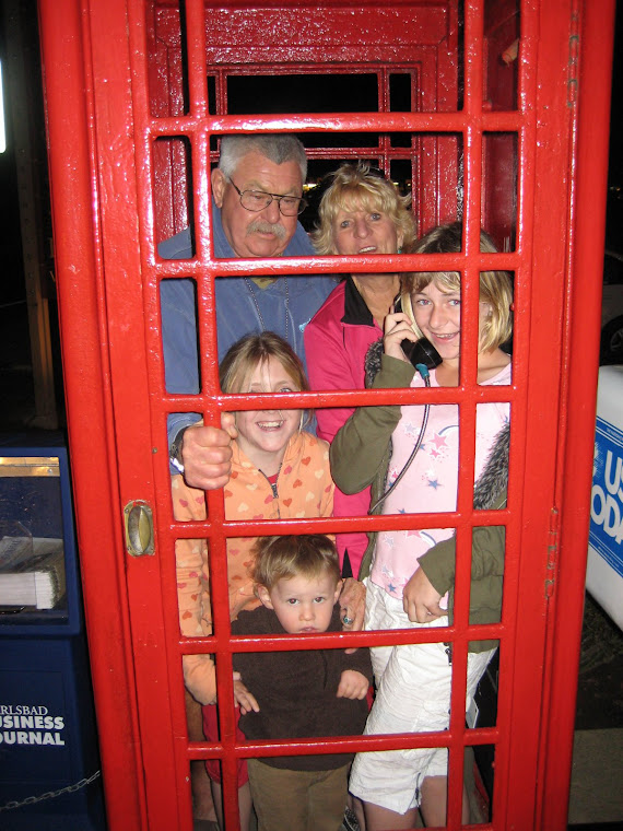British Phone Fun - Anyone have a shilling?