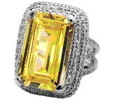 Diamond Color-Yellow