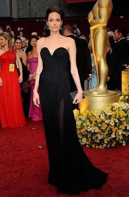 Angelina Jolie Oscar 2009