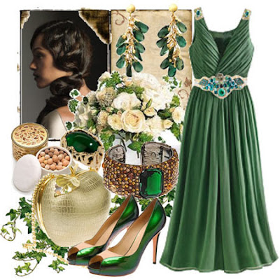 Green Fashion Style