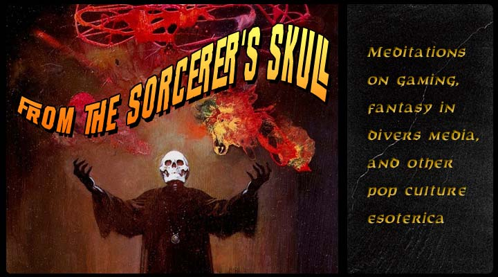 From the Sorcerer&#39;s Skull