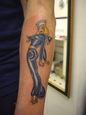 oldschool tattoo_13. Sailor Jerry Style Old School
