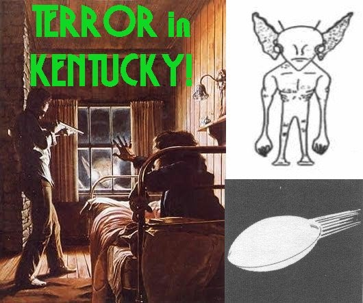 THE KENTUCKY ALIEN INVASION OF 1955