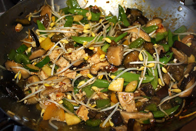 Recipe for Tofu Vegetable Stir Fry | Two Peas & Their Pod